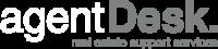 Agentdesk-logo-footer-white-gray